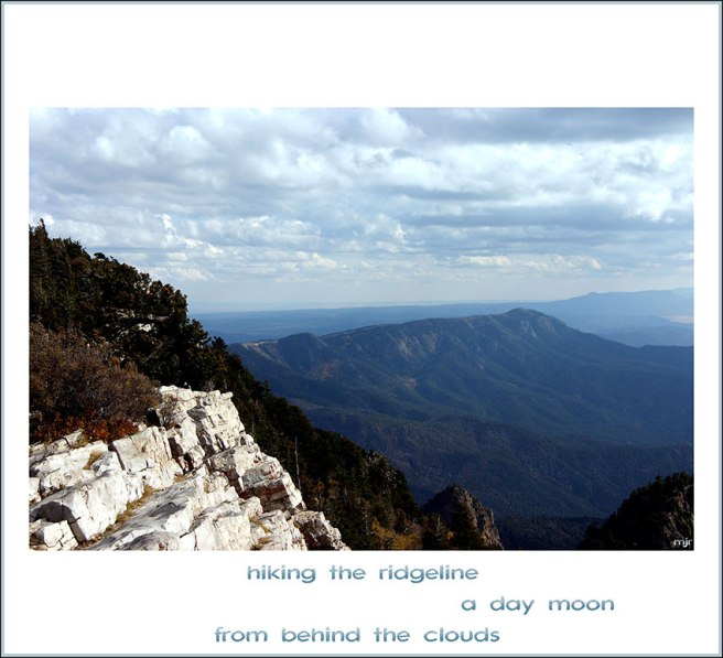 hikingtheridgeline
